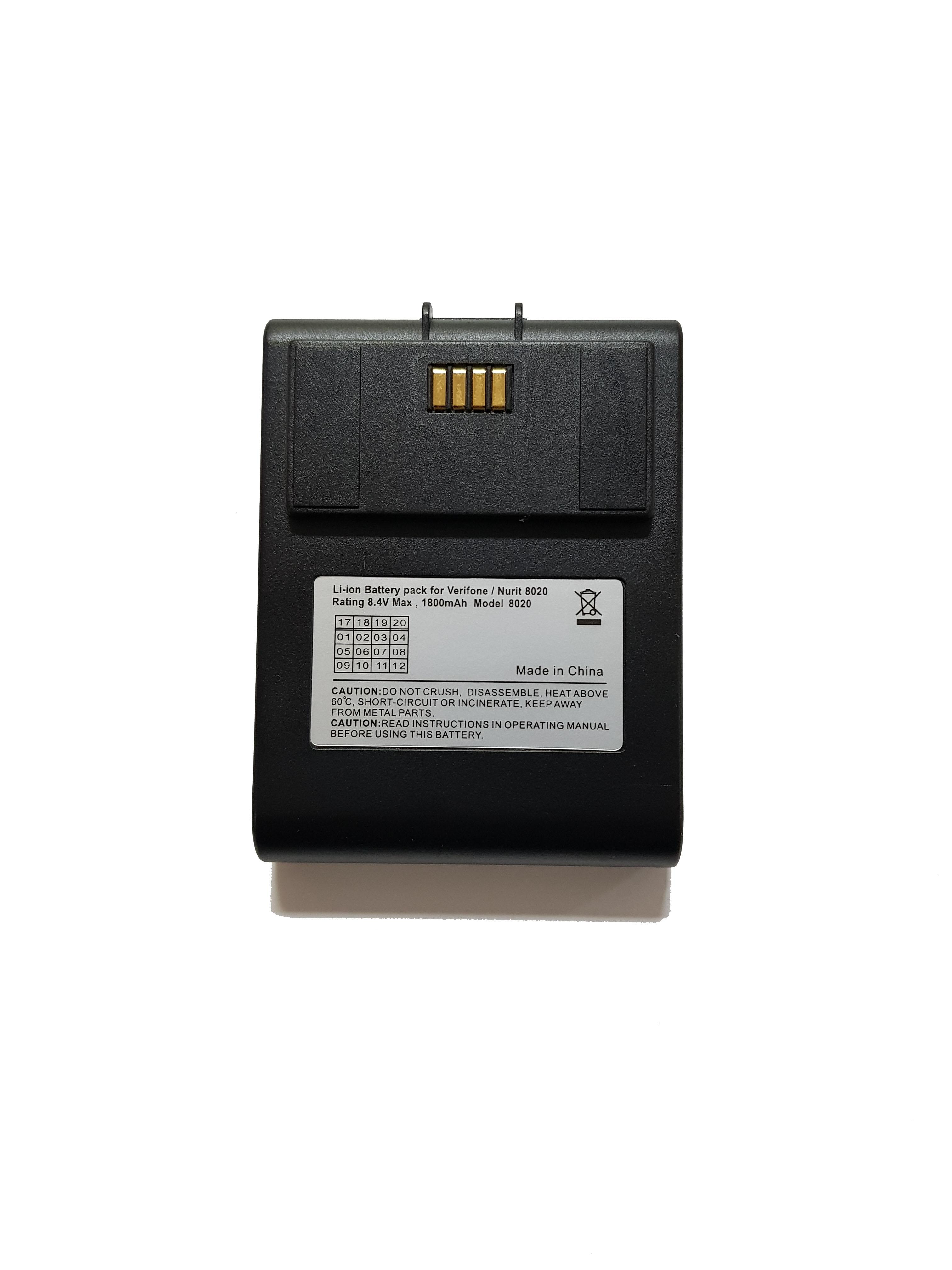Bateria Externa 8020